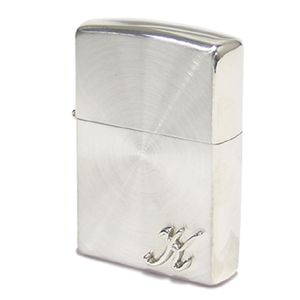ZIPPO(ジッポー) ライター BS-ZIP-A0029 Silver