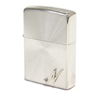 ZIPPO(ジッポー) ライター BS-ZIP-A0031 Silver