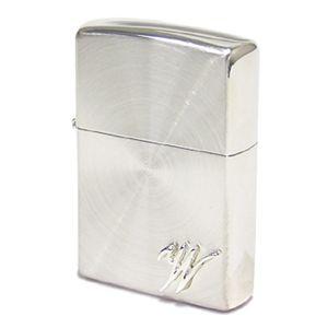 ZIPPO(ジッポー) ライター BS-ZIP-A0037 Silver