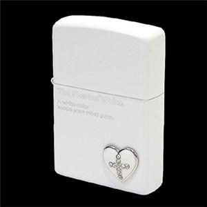 ZIPPO(ジッポー) ライター BS-ZIP-A0067 White