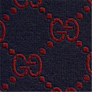 GUCCI(グッチ) シルクネクタイ 2010 春夏 Blue N-GUC-A01475画像2