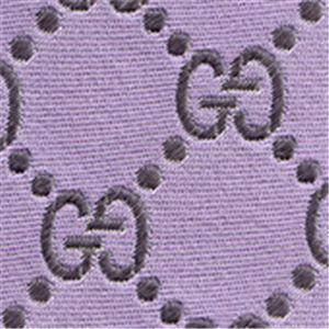 GUCCI(グッチ) シルクネクタイ 2010 春夏 Purple N-GUC-A01476画像2