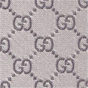 GUCCI(グッチ) シルクネクタイ 2010 春夏 Grey N-GUC-A01491画像2