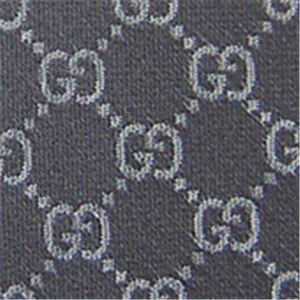 GUCCI(グッチ) シルクネクタイ 2010 春夏 Grey N-GUC-A01492画像2