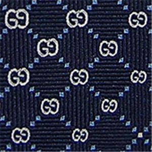 GUCCI(グッチ)シルクネクタイ 2010春夏 N-GUC-A01509 ブルー (GIFT BOXあり)画像2