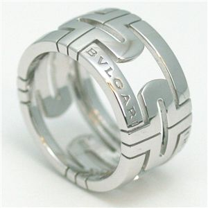 BVLGARI(ブルガリ) NEW PARENTESI RING WG AN853974 6号