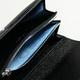 BVLGARI(ブルガリ) ロゴクリップ 長財布小銭入れ付き 30414 ブラック 写真3