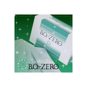 B.O.-ZERO(ビーオーゼロ)グラニュレイティッドパウダー - 拡大画像