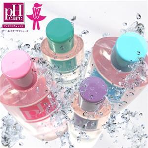 モデル愛用石鹸 ファインガールズクラブ がお届けする  pH care フェミニンウォッシュ シャワーフレッシュ