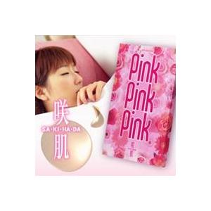 咲肌 PinkPinkPink バストうるるんマスク - 拡大画像