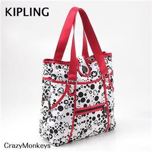 Kipling バッグ BELPOP M CrazyMonkeys - 拡大画像