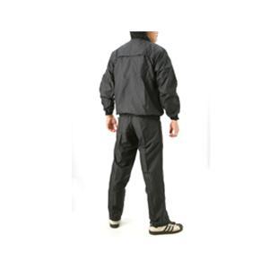 NIKE ワンポイントロゴ ウォームアップスーツ 上下セット 144370・144371 ブラック M