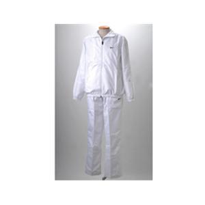 NIKE ワンポイントロゴ ウォームアップスーツ 上下セット 144370・144371 ホワイト L
