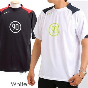 NIKE(ナイキ) トータル90 DRI-FIT サッカーTシャツ 106305 ホワイト L