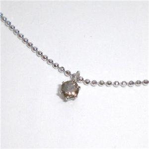 ☆特価☆Pt900トップ ダイヤモンド0.2ctペンダント