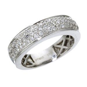 プラチナ8グラム ダイヤモンドパヴェリング 12号の写真2