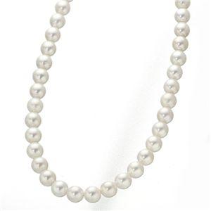 あこや真珠 6.5~7.0mm パールネック2本&パールピアス セット 【本真珠】