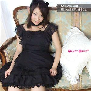 ブラックデビルドレスメイド服
