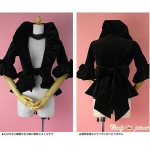 【本格派極上品質】ビクトリアブラックジャケット