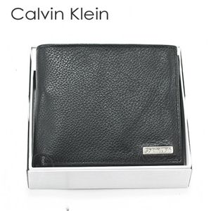 Calvin Liein(カルバンクライン) 二つ折り財布 79215