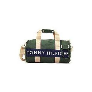 TOMMY HILFIGER(トミーヒルフィガー) HARBOUR POINT II(ハーバーポイント2) ミニダッフル ARMY GREEN/NAVY ブランド TOMMYHILFIGER トミーヒルフィガー バッグ・ポーチ ブランド ボストンバッグ TOMMY HILFIGER 200285-395