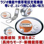 地震感知 充電たまご(長持ちモード・新機能搭載)