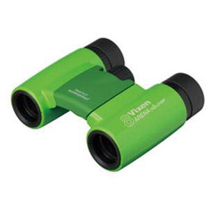 Vixen(ビクセン) 双眼鏡 アリーナ H8×21 WP グリーン 13504-2 - 拡大画像
