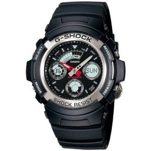 CASIO(カシオ) G-SHOCK [ベーシックアナログ] AW-590-1AJF - 拡大画像