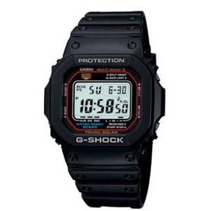CASIO(カシオ) G-SHOCK [5600シリーズ] GW-M5600-1JF - 拡大画像