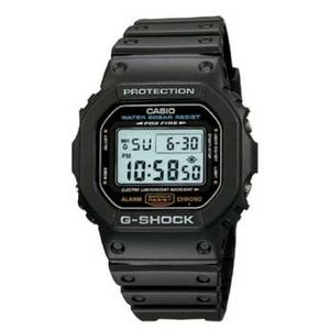 CASIO(カシオ) G-SHOCK [ベーシックデジタル] DW-5600E-1 - 拡大画像