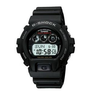 CASIO(カシオ) G-SHOCK [6900シリーズ] GW-6900-1JF - 拡大画像