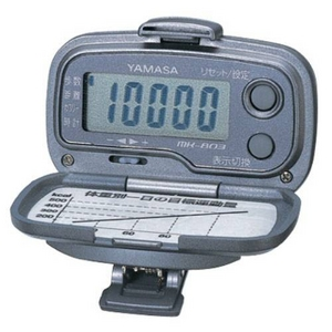 YAMASA(ヤマサ) 振り子式万歩計 「MANPO」 MK-803 チ...  希望小売価格(