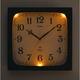MAG アステール 常時点灯機能付き電波掛け時計 W-509BR 写真2