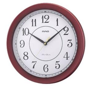 MAG(マグ) 椿 スタンダード掛け時計 W-480DBR 3個セット