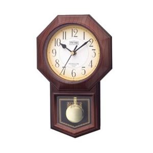 MAG(マグ) ニューミニトレンディー スタンダード振り子時計 W-201NWY 3個セット - 拡大画像