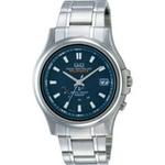 CITIZEN(シチズン) 腕時計 Q&Q HG00-202 ブラック 【電波時計】