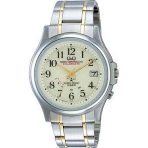 CITIZEN(シチズン) 腕時計 Q&Q HG00-203 アイボリー 【電波時計】 - 拡大画像