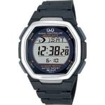 CITIZEN(シチズン) 腕時計 Q&Q MHS3-101 シルバー 【電波時計】