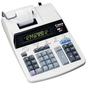 CANON(キャノン) 加算式プリンタータイプ電卓 MP1211-LTS