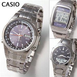 CASIO(カシオ) 腕時計 DB-E30D-1AJF/データバンク・ブラック画像4