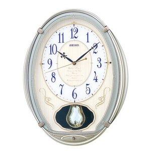 セイコークロック 電波掛け時計 AM222H - 拡大画像