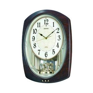セイコークロック 電波壁掛け時計 AM239H - 拡大画像