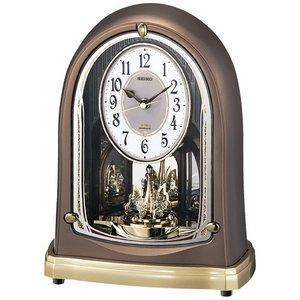 セイコークロック メロディ機能付 電波置時計 BY230H - 拡大画像