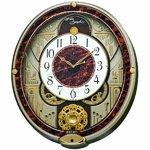 SEIKO CLOCK(セイコークロック) 電波からくり壁掛け時計 RE568B