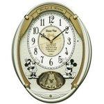 SEIKO CLOCK(セイコークロック) ミッキー&フレンズ 飾り振り子掛け時計 FW567W