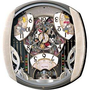 SEIKO CLOCK(セイコークロック) ミッキー&フレンズ 電波からくり掛け時計 FW563A