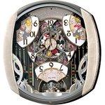 セイコークロック ミッキー&フレンズ 電波からくり掛け時計 FW563A