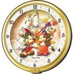 SEIKO CLOCK(セイコークロック) ミッキー&フレンズ メロディ掛け時計FW521G