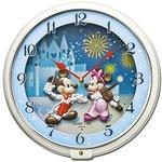 SEIKO CLOCK(セイコークロック) ミッキー&フレンズ メロディ掛け時計FW568W