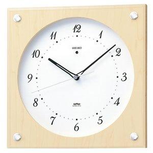 SEIKO CLOCK(セイコークロック) スタンダード 電波壁掛け時計 KS268B